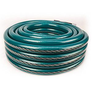 Neverkink ultra flexible garden hose 5 8 inch by 50 feet for Best flexible garden hose