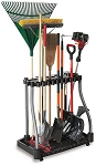 Deluxe Tool Tower Rack with Casters