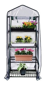 4 – Tier Mini Greenhouse