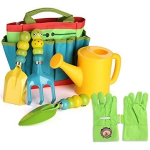Kids 6-Piece Garden Tool Set