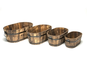 Oval Planters